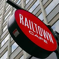 Railtown Cafe Vancouver