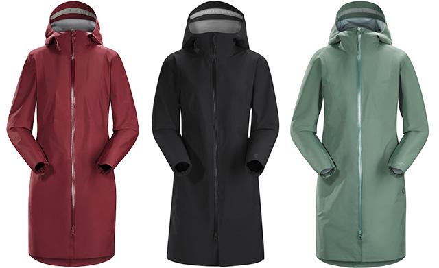 Arcteryx Imber jackets