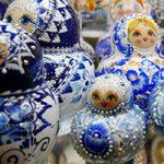 Russian Folk Art Spotlight: Matryoshka Dolls