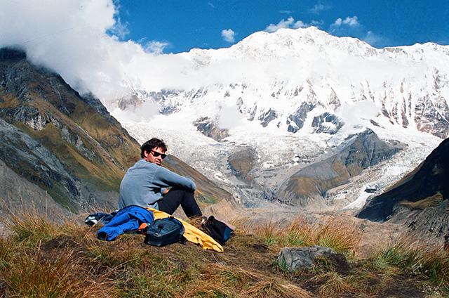 Professional travel blogger