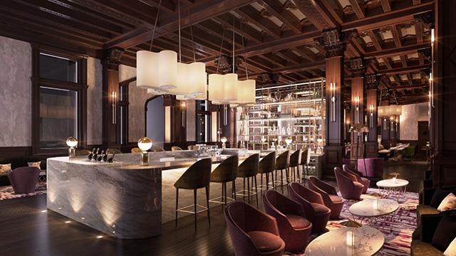 Fairmont Empress Bar