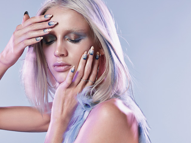 CND's Glacial Illusion Collection