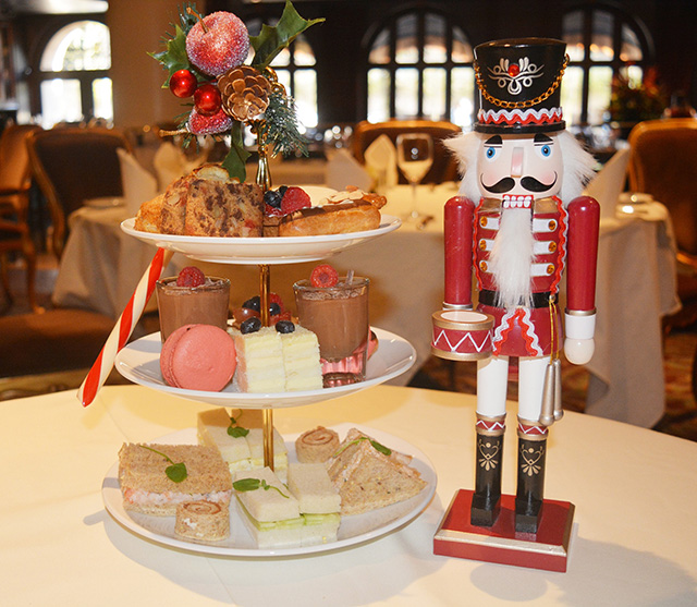 Nutcracker Afternoon Tea