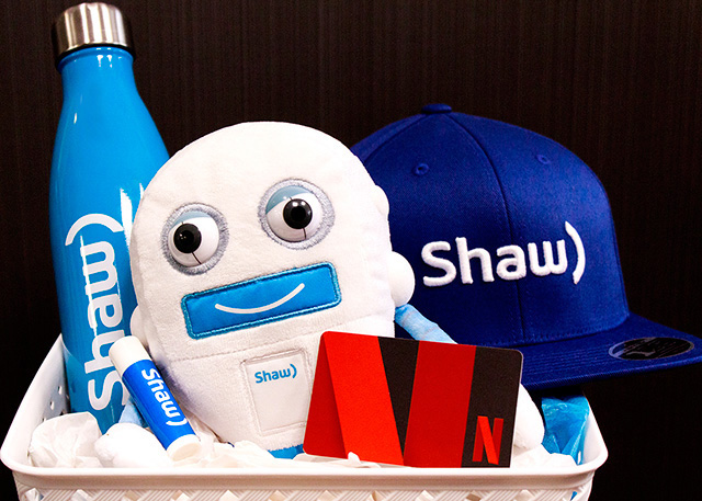 Shaw and Vancouverscape prize pack