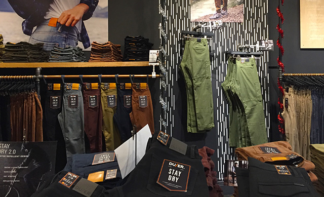 Dish & DUER jeans