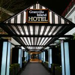 Staycation: Granville Island Hotel + Dine Out at Dockside