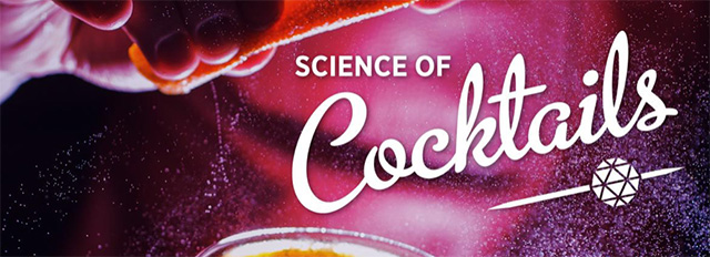 Science of Cocktails banner