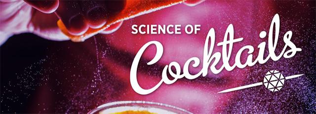 Science of Cocktails banner