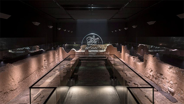 London Mithraeum