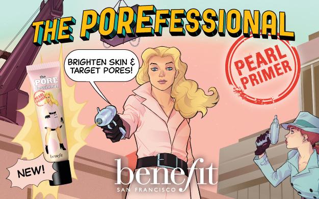 Benefit Cosmetics ThePorefessional