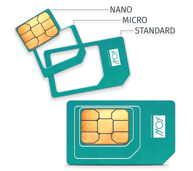 AlwaysOnline Wireless cards
