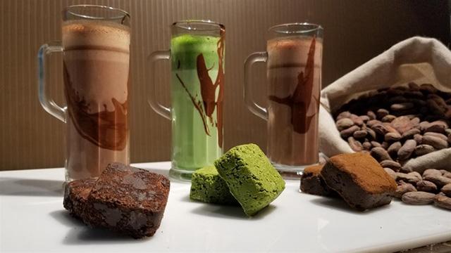 Koko Monk Hot Chocolate -Cubes
