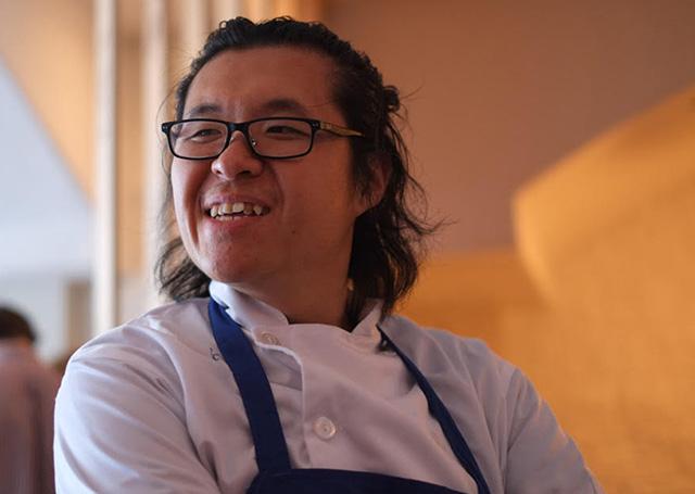 Chef Curtis Luk