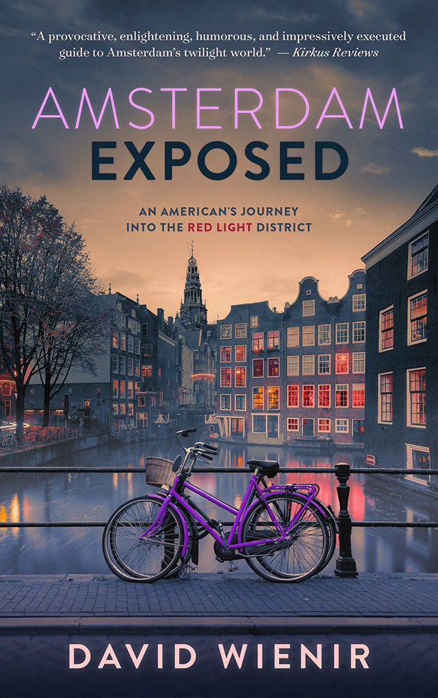 Amsterdam Exposed cover