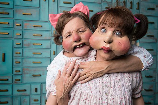 Patti Allan, Lois Anderson