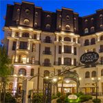 Checking into Bucharest's Hotel Epoque with Booking.Com