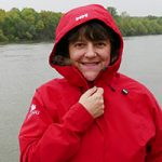 Cruising with Helly Hansen Women's Vancouver Jacket