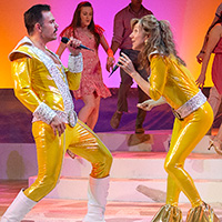 Mamma Mia at Arts Club Theatre
