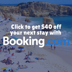 Booking dotcom banner