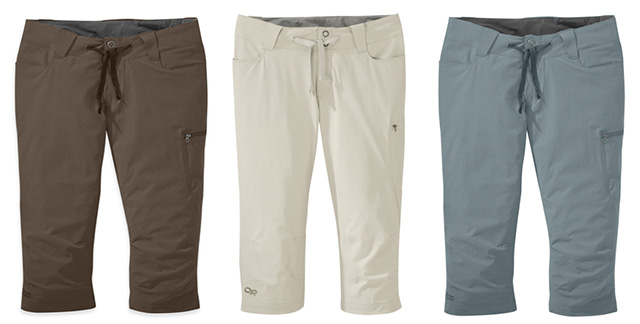 Outdoor Research Ferrosi Capris for women