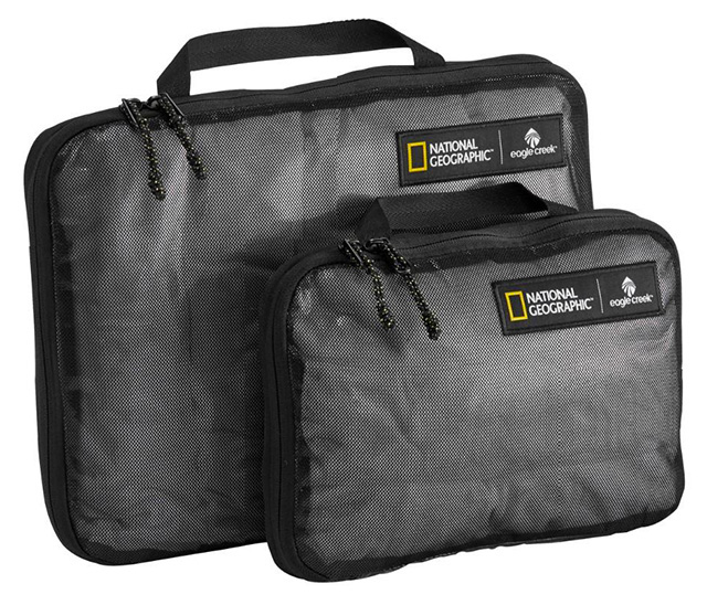 Eagle Creek National Geographic Packing Cubes