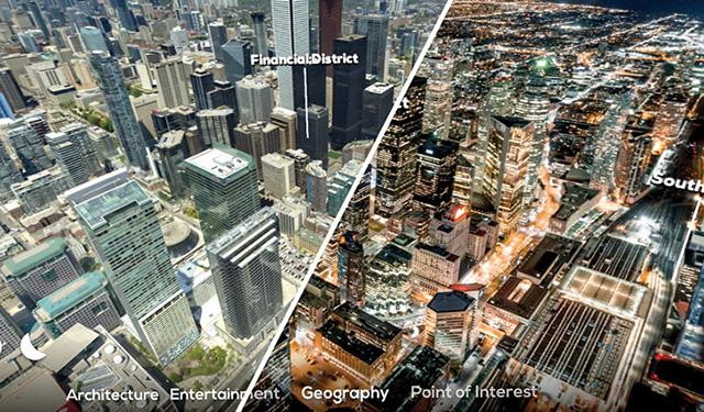 CN Tower virtual reality app