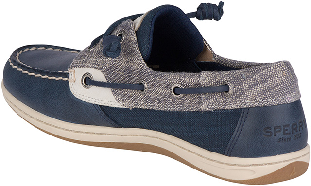 Sperry Songfish Sparkle Boat Shoe