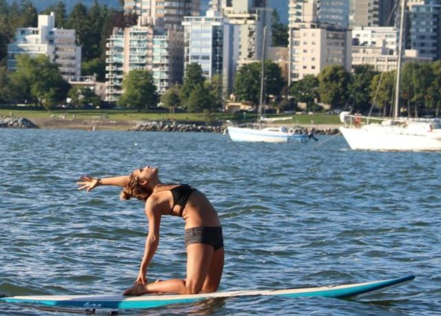photo by Vancouver Water Adventures