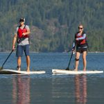 Top 5 Spots to SUP in the Lower Mainland
