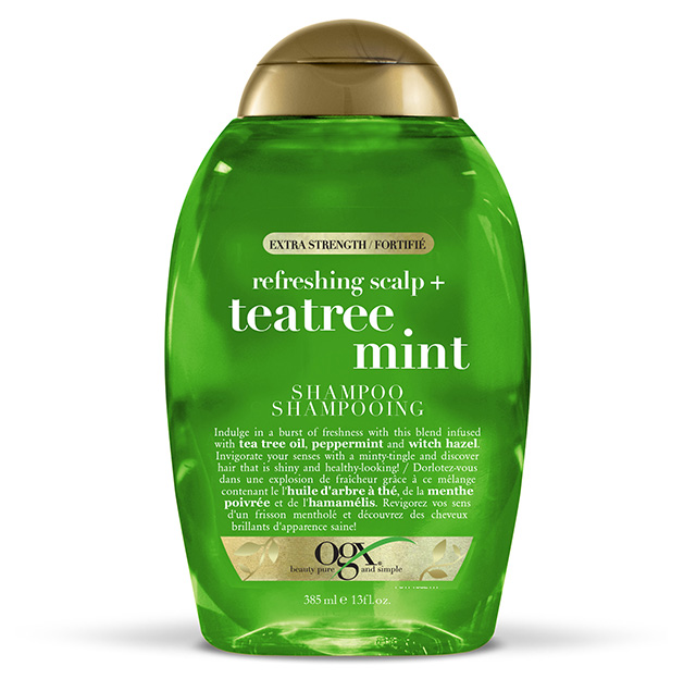 Tea tree Mint Shampoo