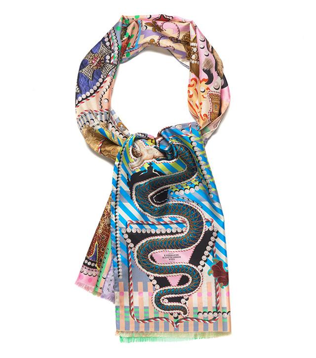 scarf, Vienna