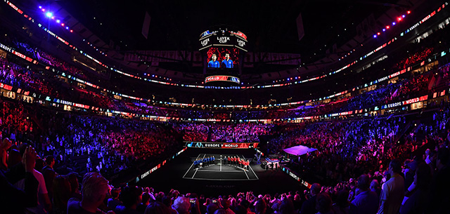 Laver Cup 2018 opening ceremony