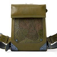 FORREST Leaf mini backpack