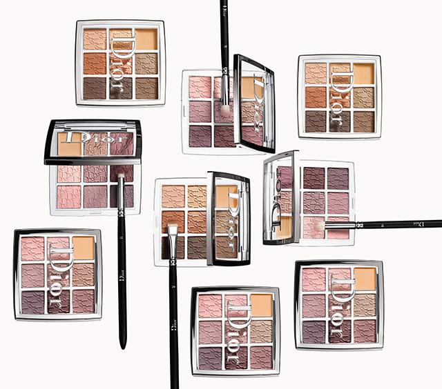 Dior Backstage Eye Palettes