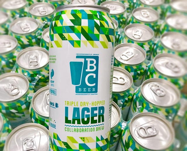 BC Collaboration Beer