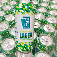 BC Beer Triple Dry-Hopped Lager Collaboration Brew