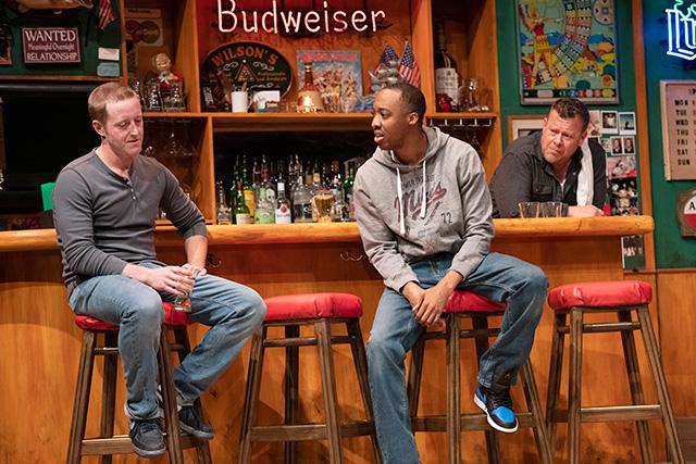 Chris W. Cook, Andrew Creightney, Ashley Wright.