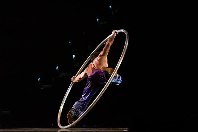 Cyr Wheel Costumes Dominique Lemieux 2018 Cirque du Soleil