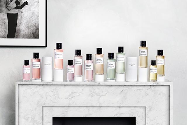 Maison Dior Fragrances