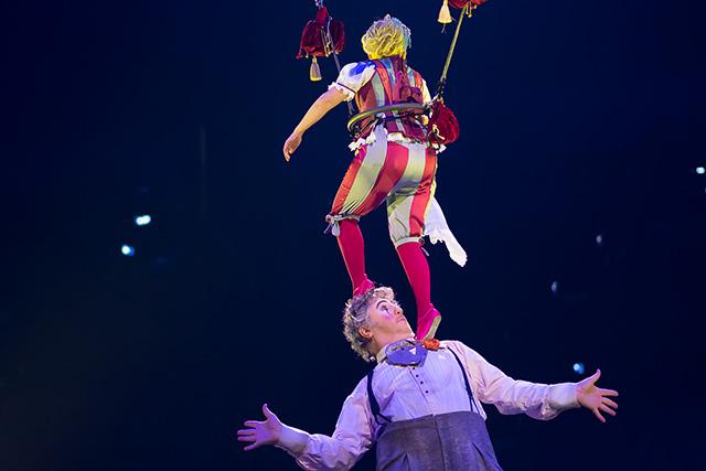 Helium Dance Costumes Dominique Lemieux 2018 Cirque du Soleil