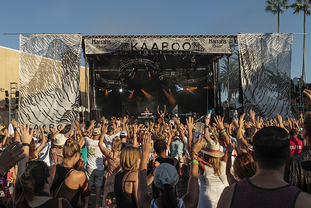 KAABOO Del Mar; photo courtesy IMAGEspace via WireImage