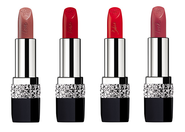 Rouge Dior Jewel Edition Midnight Wish Lipsticks