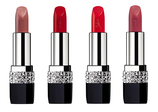 Rouge Dior Jewel Edition Midnight Wish Lipsticks