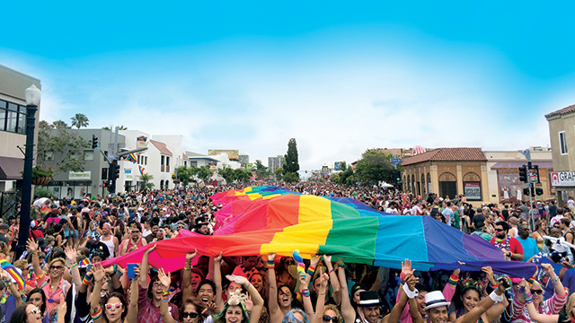 Photo courtesy San Diego Pride