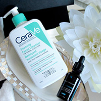 CeraVe and Skinceuticals