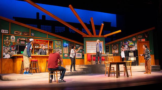 Arts Club Theatre Sweat