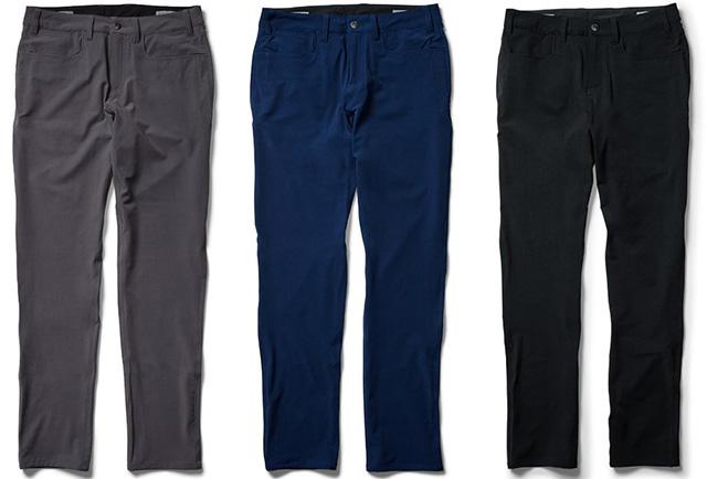 Swrve trousers