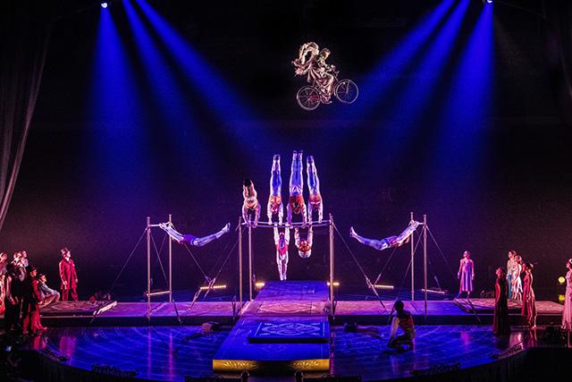 Tournik Dominique Lemieux 2018 Cirque du Soleil
