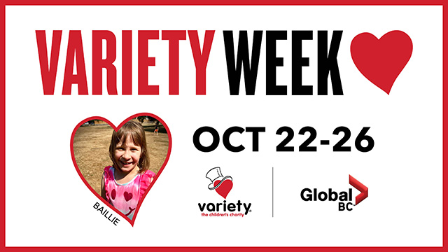 Third Annual Variety Week banner