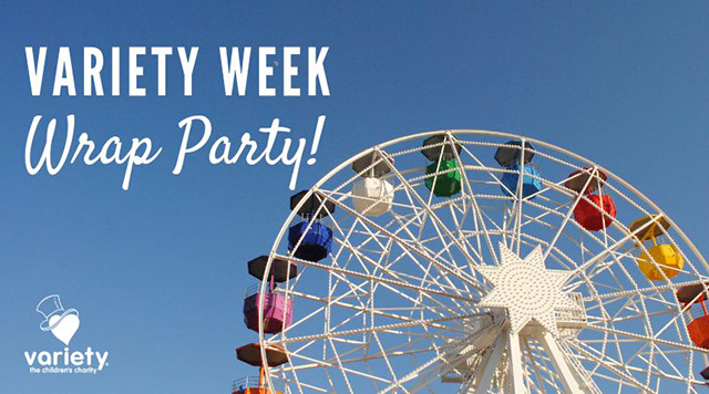 Third Annual Variety Week Wrap Party